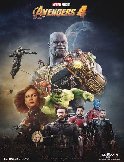 دانلود فیلم انتقام جویان 4 2019 Avengers: Endgame